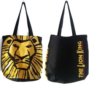 Lion King the Musical Tote 100% Cotton